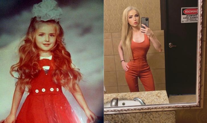 Люди, которые превратили себя в Барби и Кенов