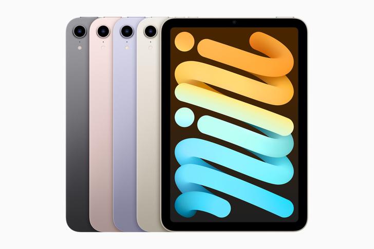 Фото №2 - Знакомься: Apple представила новые iPhone 13 Pro и iPad mini