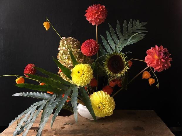 Фото №2 - Лучшие цветы для осеннего букета