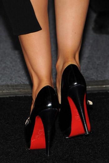 Туфли Christian Louboutin.