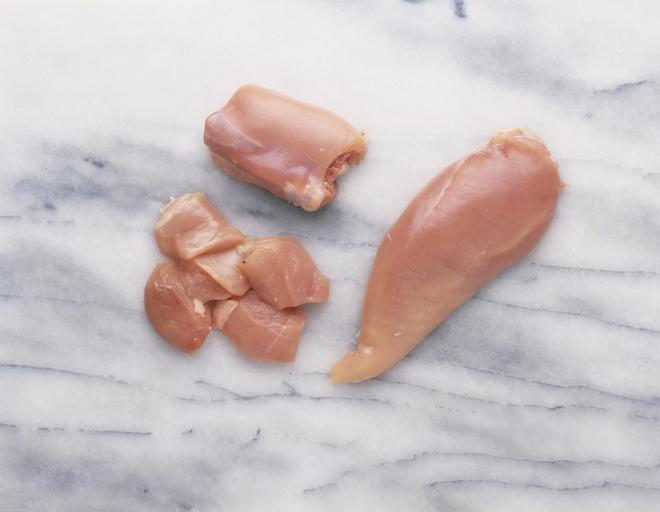 курица в болгарском перце