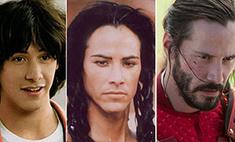 10 самых необычных образов Киану Ривза