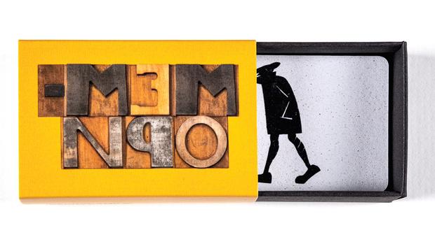 Фото №8 - Значки и сувениры по мотивам работ ВХУТЕМАС