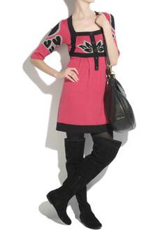 Фото №1 - Стильные платья осени-2009