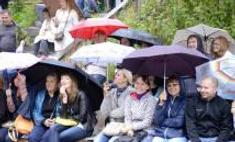 «Лучший» в Кемерове: чудики Шукшина, частушки и дождь