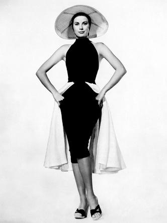 Фото №6 - Княгиня, актриса, дива: образы Грейс Келли, которые вошли в историю