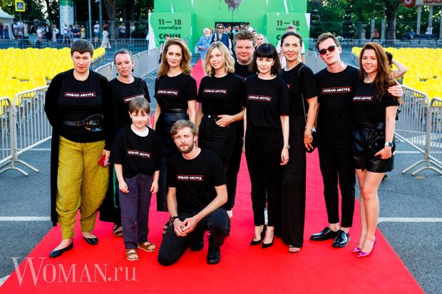 Съемочная группа фильма «Человек из Подольска»