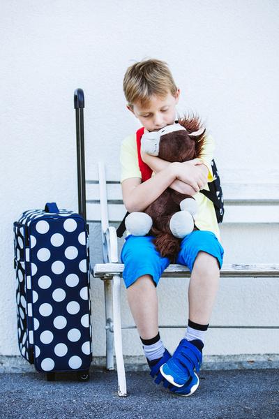 """Фото №1 - """"Ребенок переживает из-за смены детского сада"""""""