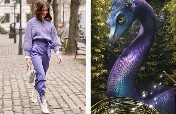 Фото №3 - Как одеться в стиле фантастических тварей: 5 крутых осенних аутфитов