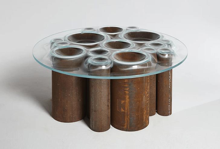 Фото №4 - Slump: коллекция столов Пола Кокседжа