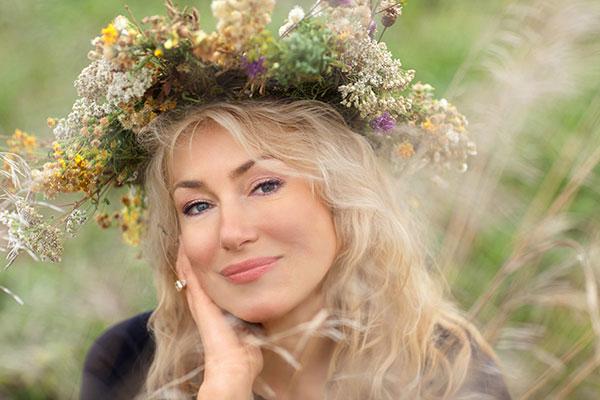 Фото №1 - Мария Шукшина: о травяном чае, кедровых орешках и поездке на Алтай