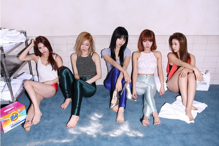 Фото №5 - Самые скандальные женские k-pop группы 🔥