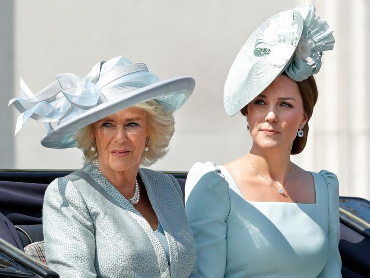 Фото №1 - Увлечение герцогинь: неожиданное общее хобби Камиллы и Кейт