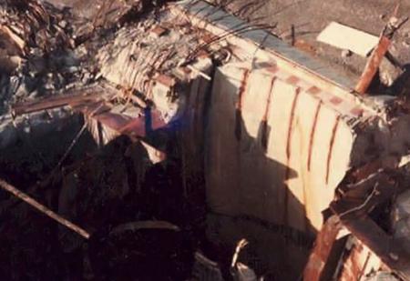 Как американцы по глупости взорвали термоядерную ракету и никому не сказали