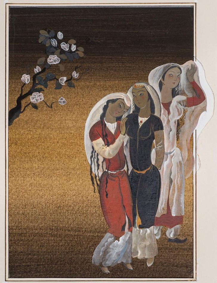 Фото №2 - Выставка «Сюжеты и образы Низами» в Музее Востока