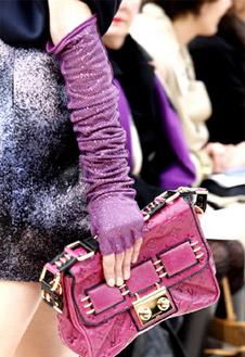 Фото №2 - Модные перчатки осени-2009