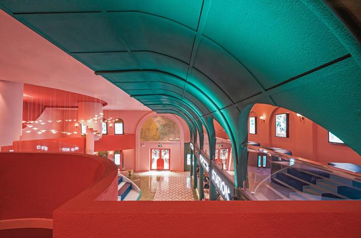 Фото №4 - Яркий кинотеатр Beta в Хошимине