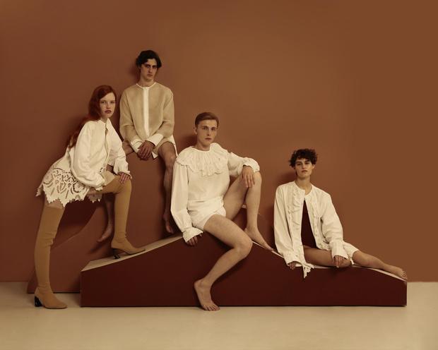 Фото №4 - ELLE Digital Fashion Week: коллекция Odor осень-зима 2020