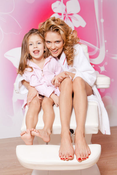 Фото №1 - Уникальный семейный Beauty-day!