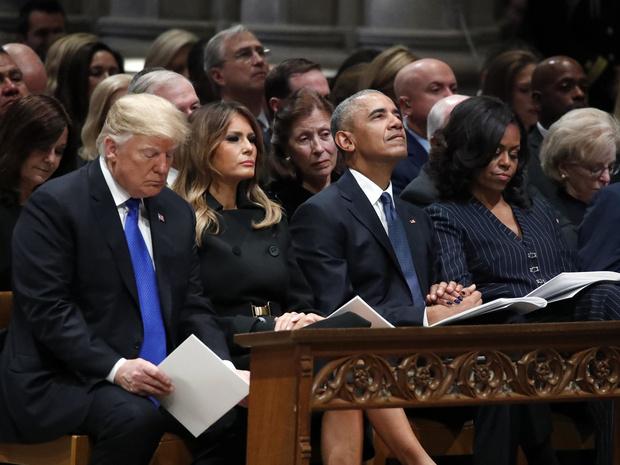 Фото №2 - Почему Мелания Трамп отказалась исполнять «последний долг» каждой Первой леди