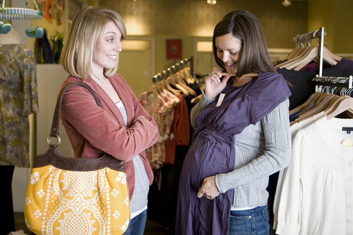 Фото №3 - Беременна и прекрасна: советы по выбору одежды для будущей мамы