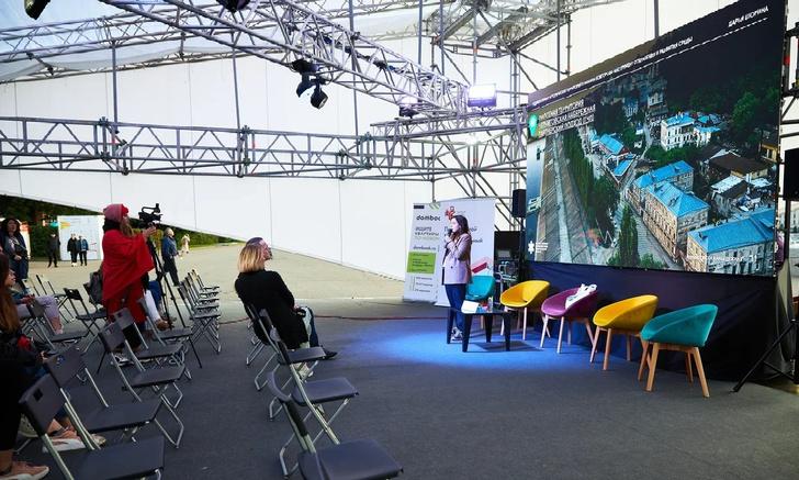 Фото №1 - Фест-форум «Российская креативная неделя 2021» в Москве