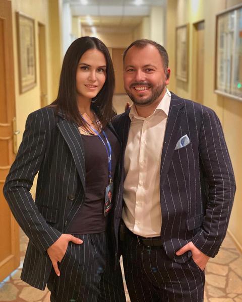 Наталья и Ярослав Сумишевские