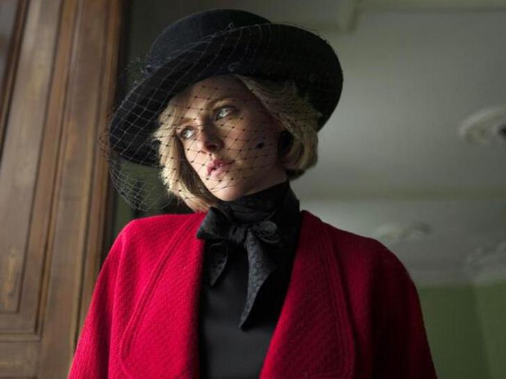 Фото №1 - Подражая Диане: наряды Кристен Стюарт в роли принцессы Уэльской