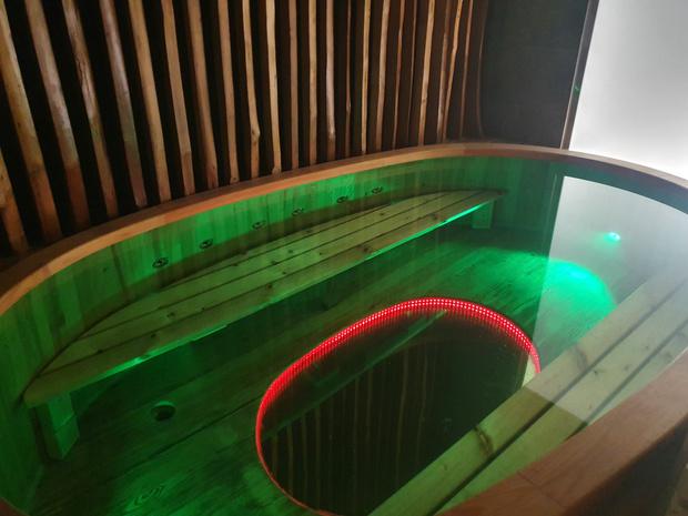 Фото №3 - Как с Goosi вода: что происходит в иммерсивной бане и почему вам нужно испытать это на себе