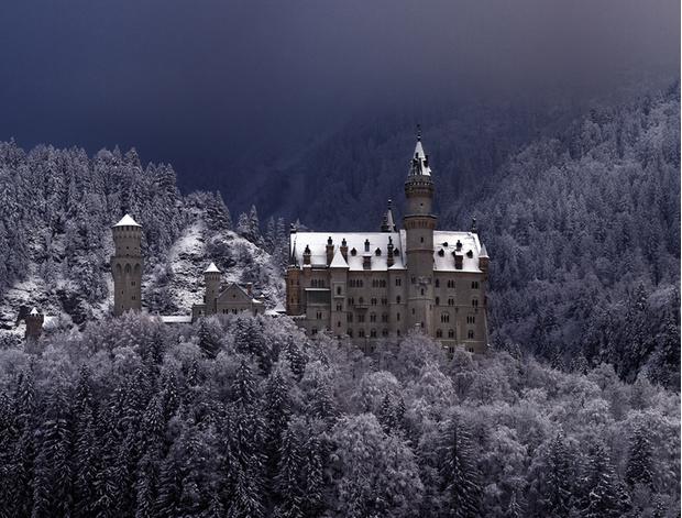 Фото №5 - Самые красивые замки мира
