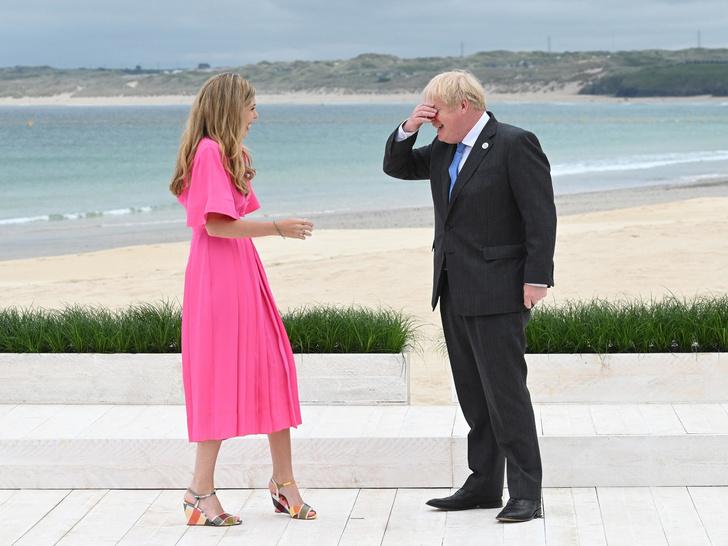 Фото №2 - Чистосердечное признание: Борис Джонсон наконец рассказал, сколько у него детей (спойлер— слухи оказались правдой)