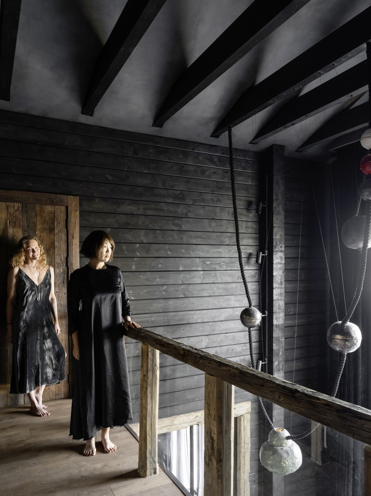 Фото №2 - Интерьер с обложки: дом в Подмосковье по проекту Натальи Белоноговой