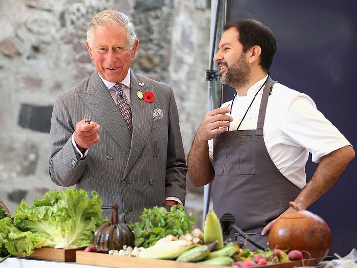 Фото №4 - Пищевые привычки принца Чарльза, которые порой сводят с ума его персонал