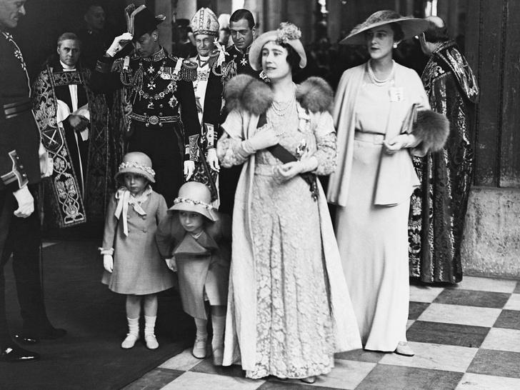 Фото №2 - Неизвестная история вражды принцессы Марины Кентской и Королевы-матери