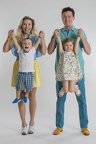 Фото №1 - В семье главный – папа