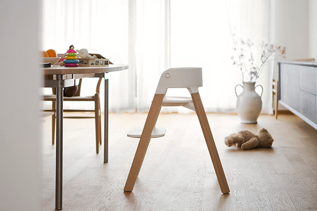 Фото №8 - Каждому - свое:  многофункциональный детский стул Stokke® Steps™  для каждого этапа развития ребёнка