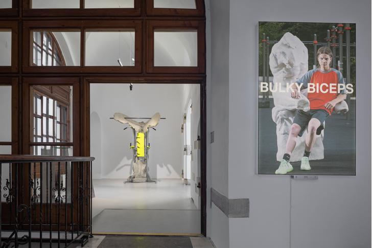 Фото №5 - Персональная выставка Александра Кутового в галерее Lazy Mike