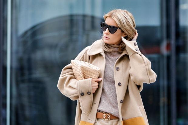 Фото №1 - 20+ теплых осенних пальто, которые спасут в холода