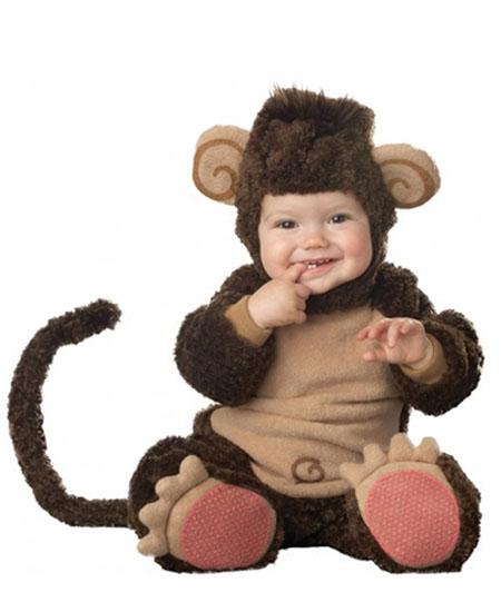 Фото №1 - Как сделать новогодний костюм ребенку за 5 минут
