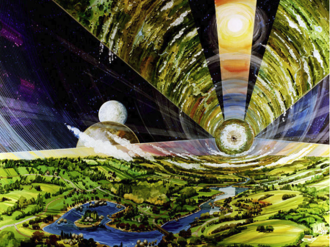 Фото №8 - 10 возможных вариантов колонизации Солнечной системы