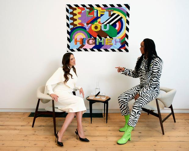 Фото №6 - Колумнист ELLE Мария Байбакова— о том, как женщины-художницы поддерживают других женщин