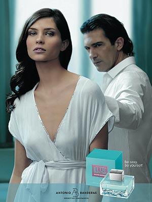Фото №1 - Звезды в рекламе своих ароматов