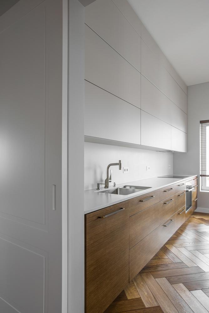 Фото №6 - Двухуровневая квартира в Вильнюсе