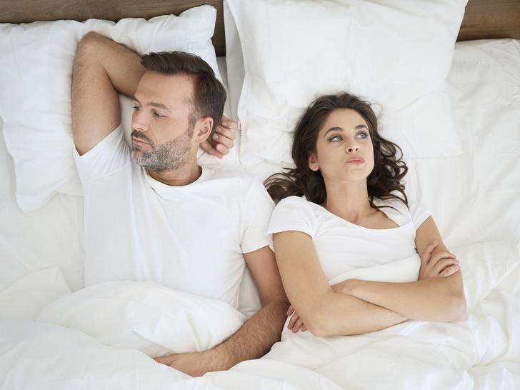 Фото №1 - 7 признаков того, что вы с партнером сексуально не совместимы