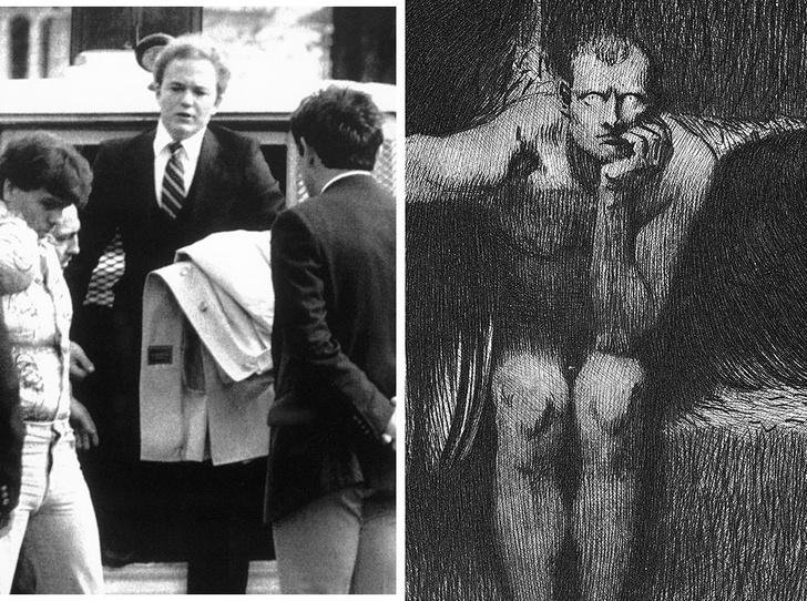 Фото №1 - «Дьявол заставил меня сделать это»: дело Арне Шайенна Джонсона— убийцы, одержимого демонами