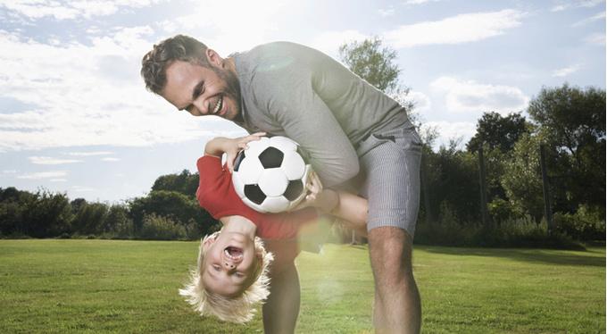 Спортивные успехи ждут тех, кто умеет веселиться