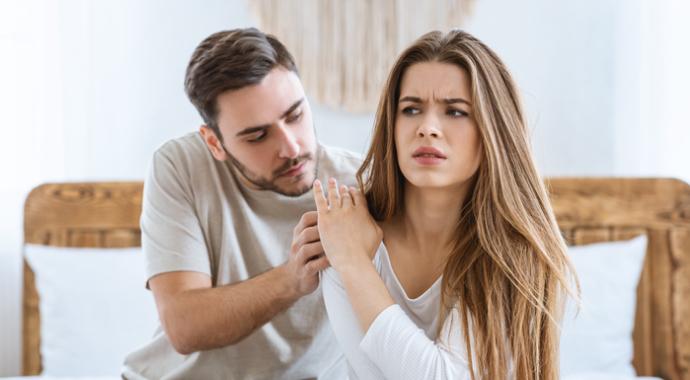 Отказать мужу в сексе: почему это нормально