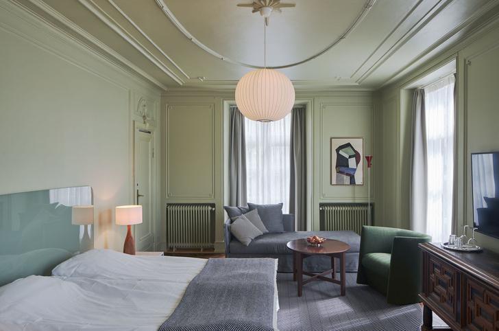 Фото №10 - Обновленный гранд-отель Terminus в Норвегии