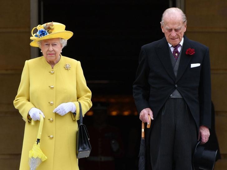 Фото №2 - Объект раздражения: какими поступками Меган вызывала недовольство принца Филиппа