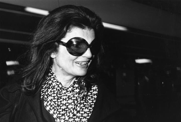 Фото №7 - Любимые солнцезащитные очки Жаклин Кеннеди